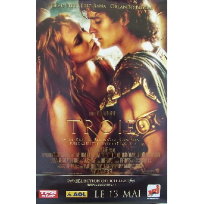 Troy - Style C (French Rolled) Movie Poster