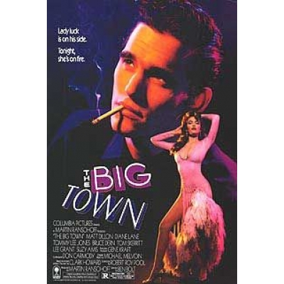 The Big Town Movie Poster