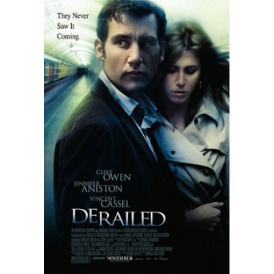 Derailed Movie Poster