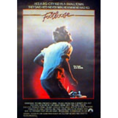 Go Back  gt  Gallery For  gt  Footloose Movie Poster 1984Footloose Movie Poster 1984