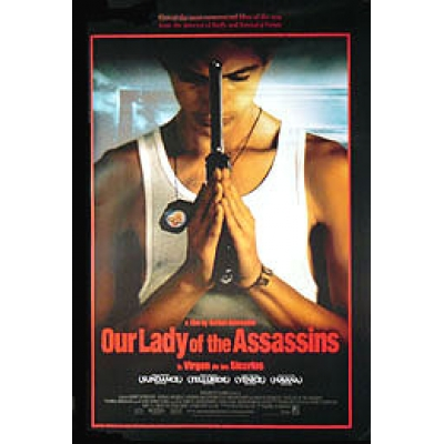 Our Lady of the Assassins (La Virgen De Los Sicarios) Movie Poster