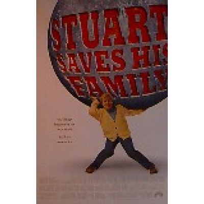 Stuart Saves His Family Movie Poster