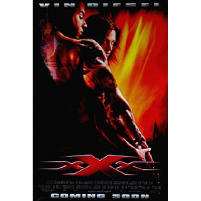 Xxx (International) Movie Poster