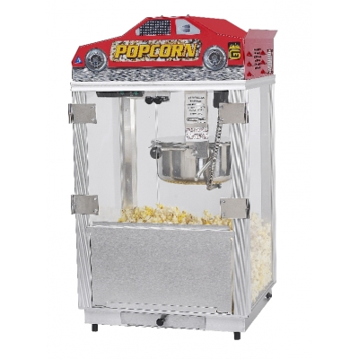 Stock Car Popcorn Machine