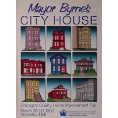 City House Poster