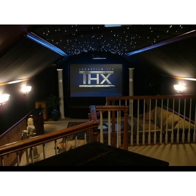 premier home theater package stargate cinema. Black Bedroom Furniture Sets. Home Design Ideas
