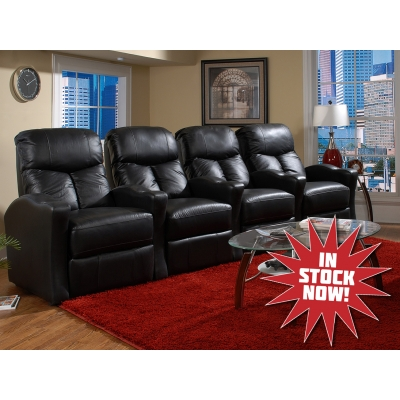"13175 Home Theater Seating - ""The Tangiers"""