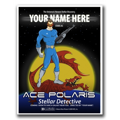 ace polaris personalized movie theater print stargate cinema