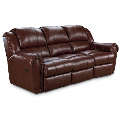 Theater Reclining Sofa Synergy Home Furnishings Living Room Naples Power Reclining Theater