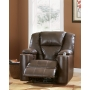 Paramount DuraBlend Brindle Recliner with Power
