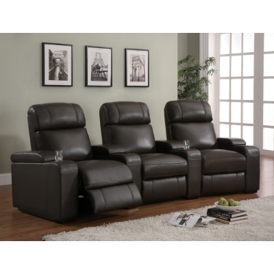 Rizzo Home Theater Seats with Power Recline