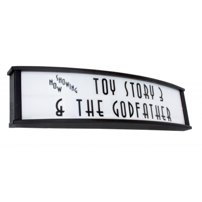 NEW! The Ultimate Theater Marquee Sign