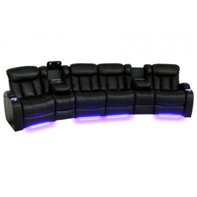 Seatcraft Grenada Lx Theater Sectional